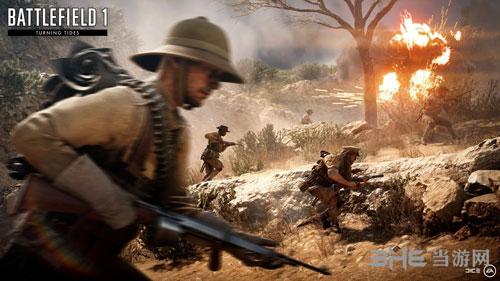 战地1游戏宣传图