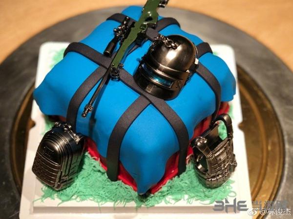 绝地求生蛋糕