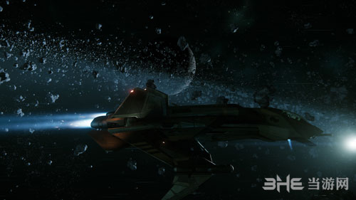 星际公民游戏宣传图