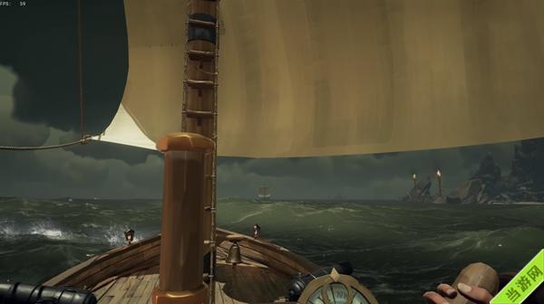 盗贼之海截图1