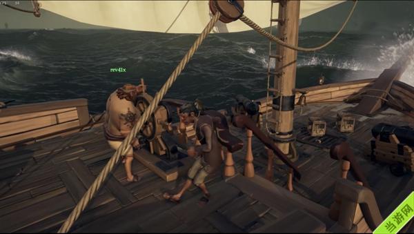 盗贼之海截图7