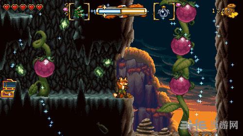 狐狸森林游戏截图1