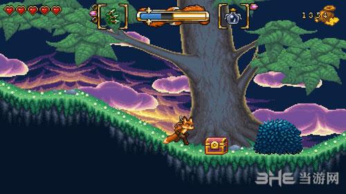 狐狸森林游戏截图2