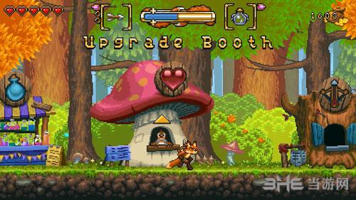 狐狸森林游戏截图3