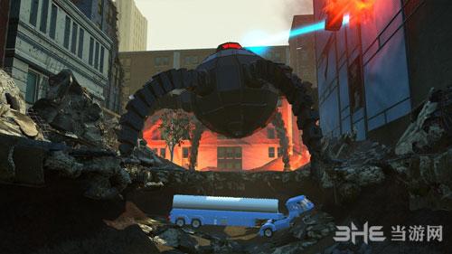 乐高超人特工队游戏截图3