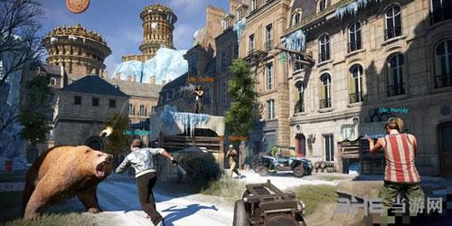 孤岛惊魂5游戏截图
