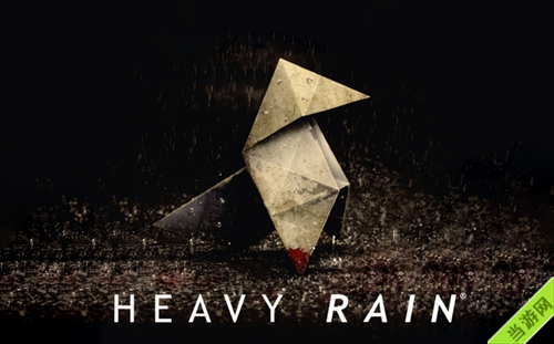 暴雨游戏封面2