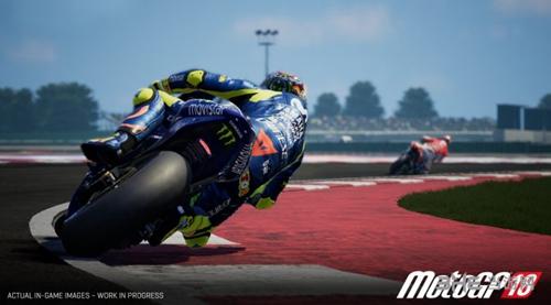 摩托GP18游戏图片1