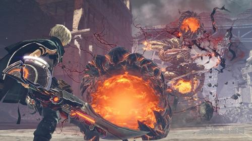 噬神者3游戏图片9