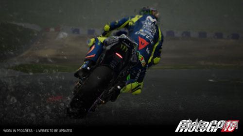 摩托GP17游戏宣传图