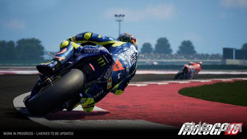 摩托GP17游戏宣传图2