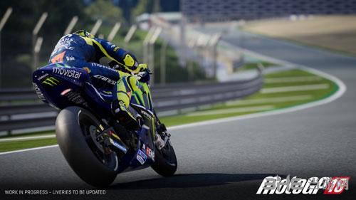 摩托GP17游戏宣传图3
