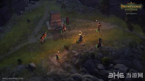 开拓者拥王者游戏截图