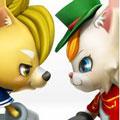 动物派对抢地对战安卓版V1.0