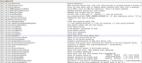 天国:拯救先进的控制台命令列表MOD截图0