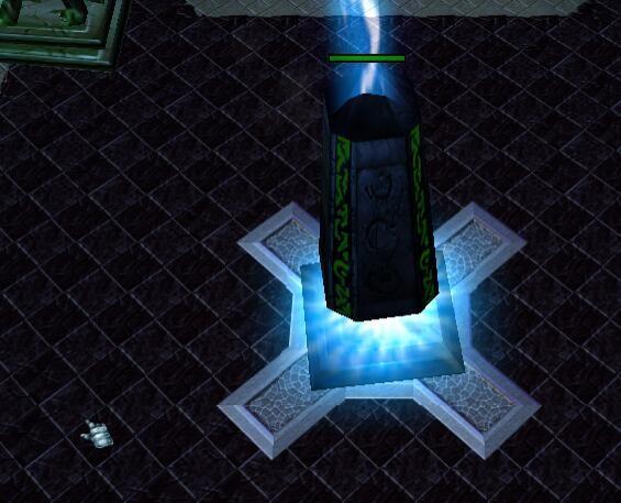 魔兽争霸3冰封王座v1.24E苍穹之战地图截图0