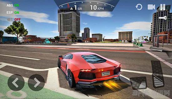 终极汽车驾驶模拟器破解版截图0