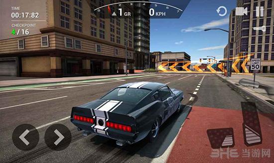 终极汽车驾驶模拟器破解版截图3
