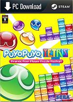 噗哟噗哟俄罗斯方块(Puyo Puyo Tetris)硬盘版