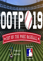 �疟�美��棒球19(Out of the Park Baseball 19)硬�P版