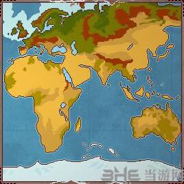 奇妙探险缩小地图大小迷你探险队mod截图0