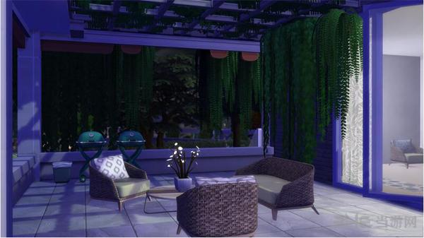 模拟人生4现代居家别墅mod截图0