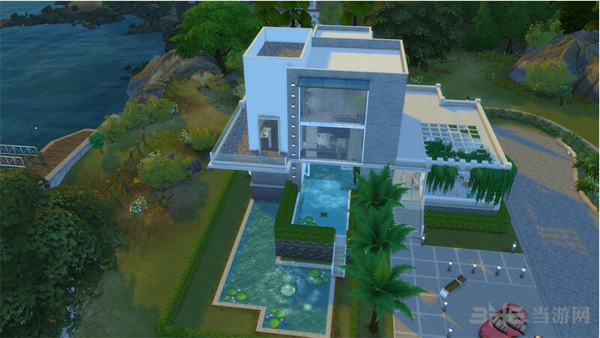 模拟人生4现代居家别墅mod截图1