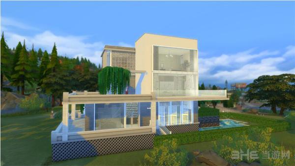 模拟人生4现代居家别墅mod截图2