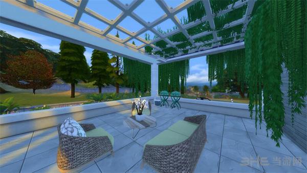 模拟人生4现代居家别墅mod截图3