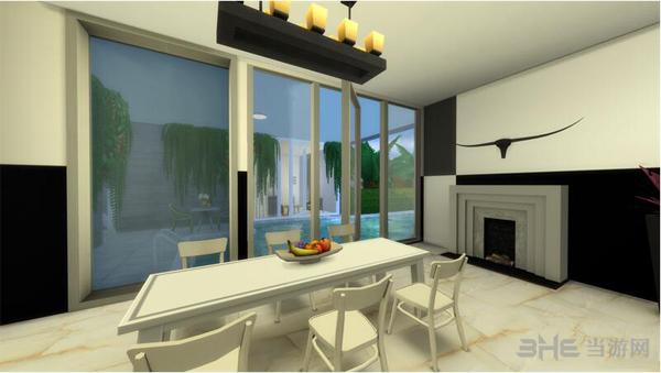 模拟人生4现代居家别墅mod截图4