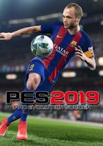 ���r足球2019(PES 2019)CPY中文硬�P版