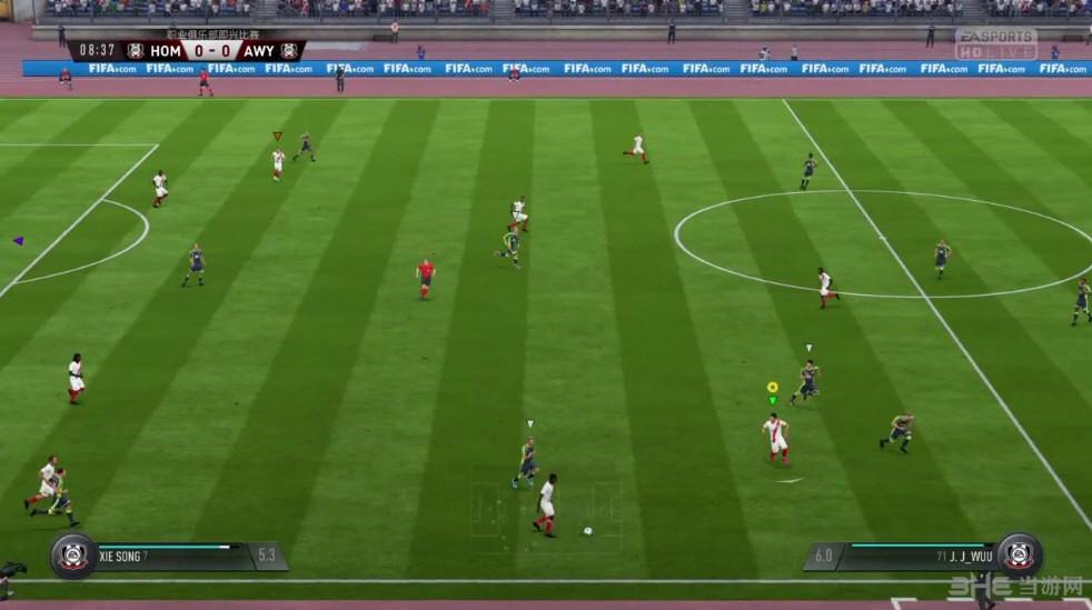 FIFA19截图0