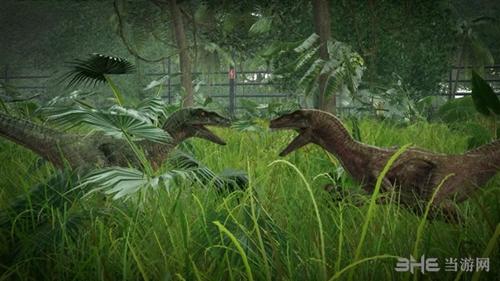 侏罗纪世界进化截图1