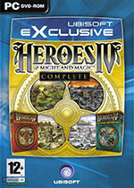 英雄�o��4:完全版(HEROES OF MIGHT AND MAGIC 4: COMPLETE)GOG硬�P版