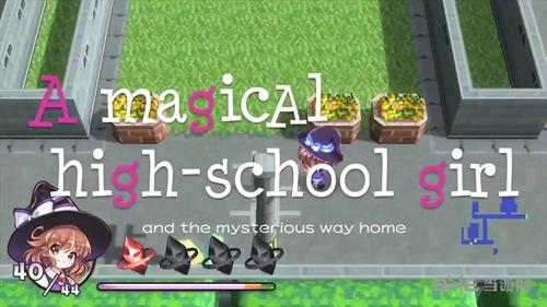 魔法高校女生游戏图片2