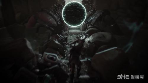剧情向rpg游戏《失眠:方舟》 首段宣传片公布图片