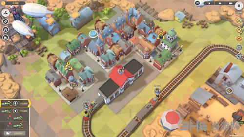 火车山谷2游戏图片