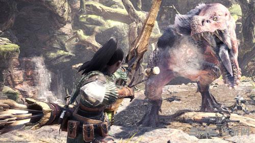 怪物猎人:世界游戏宣传图
