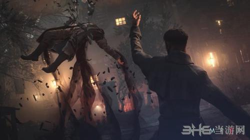 吸血鬼游戏宣传图1