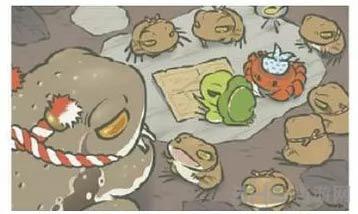 旅行青蛙稀有明信片图片4