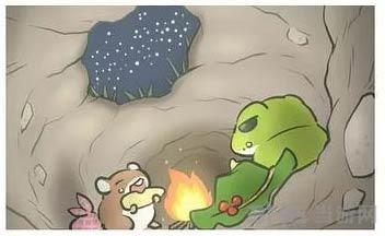 旅行青蛙稀有明信片图片11