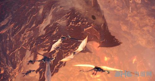 怪物猎人世界映在朝霞活动图