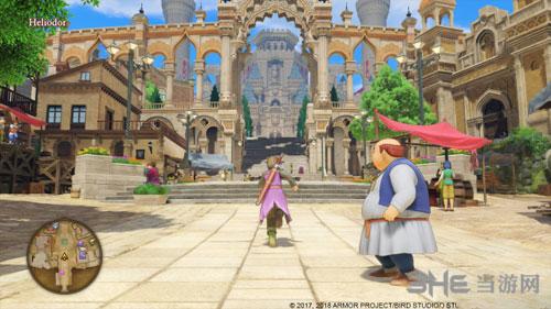 勇者斗恶龙11游戏宣传图1
