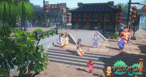幻想三国志5游戏图片2