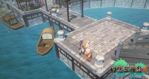 幻想三国志5游戏图片5