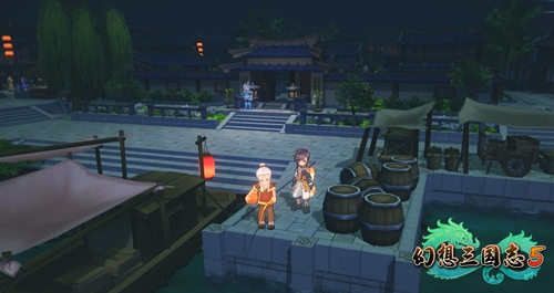 幻想三国志5游戏图片10