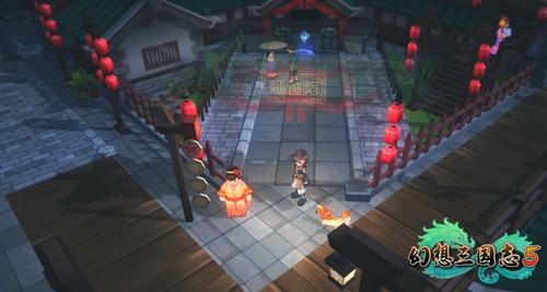 幻想三国志5游戏图片12