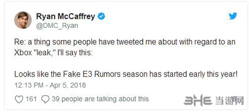 IGN编辑推特回应