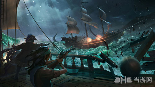 微软商城热销游戏盗贼之海