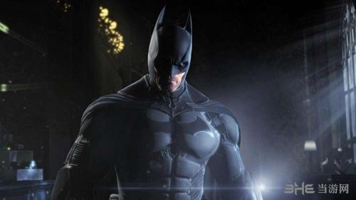 蝙蝠侠阿卡姆城封面